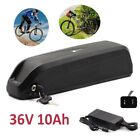 36V 10Ah HaiLong Lithium Battery 350W For E-Bicycles Scooter + US Charger 42V