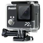 Dazzne P2 2 Inch 1080P Sports DV Action Camcorder with 130 Degree Wide Angle