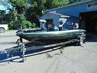 Ranger 1997 Sport R80 17' bass boat 150 HP Johnson Trailer