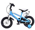 "12"" Children Kids Bike Bicycles Boys Girls w Training Wheels Bell Freestyle"
