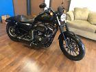 2015 Harley-Davidson Sportster  2015 Harley-Davidson Sportster 883 Iron - XL883N - 340 Miles - Denim Black