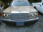 1982 Mercedes-Benz 300-Series  Mercedes Benz 300SD Diesel