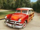1951 Ford Country Squire  1951 Ford Country Squire Woody Wagon