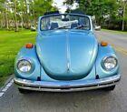1971 Volkswagen Beetle - Classic  ~1971 VW CONVERTIBLE SUPER BEETLE