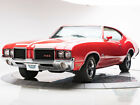 Cutlass 442 Trim Arizona Car 1972 Oldsmobile Cutlass 442 Trim Arizona Car 350 V8 4 Speed Manual Holiday Coupe