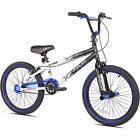 Kids Bike BMX  Stylish Riding Toys Modern Bicycle 20-Inch Wheels Single Speed
