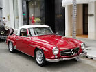 1962 Mercedes-Benz SL-Class 190SL V8 300HP 5 SPEED LSD 300SL ROADSTER Mercedes 190SL 300HP 5 SPEED LSD 32 valve 4 cam V8 FASTER THAN 300SL DISC BRAKES