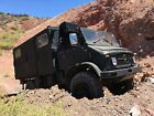 1962 Mercedes-Benz Other  1962 MERCEDES BENZ UNIMOG 404 RADIO VAN (NO RESERVE)