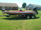 2014 SKEETER ZX 200 (YAMAHA SHO 200) (DUAL AXLE TRAILER) (NEW CONDITION!!)
