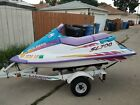 1996 Polaris SL700 SL 700 Jet Ski with Trailer