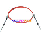 New Fuel Throttle Control Cable for KOMATSU PC120-5 PC120-6 Excavator
