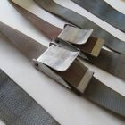 Vintage Pair of The Greenfield Co Series 700 Safety Seat Lap Belt Strap 2 Sets