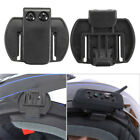 2 x Mount Clip Set Accessories For LX-R3&R6 1200M Motorcycle Intercom Headsets