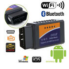 OBD2 OBDII Wireless WiFi Car Auto Diagnostic Interface Scanner Code Reader Tools