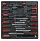 GearWrench 80066 20 Piece Master Dual Material Screwdriver Set Genuine