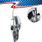 USA Boat Single Control Lever Marine Engine Outboard Handle Top Mount Zinc Alloy