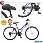 "Girls Bike 24"" Steel mountain frame Granite Peak Top Quality Adjustable Women"