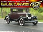 1929 AC Coupe International Series Model 3AC Two Door Coupe