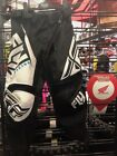 Fly Racing F-16 Youth MX Race Pants Black and White Size 20