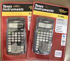 Texas Instruments Scientific Calculator TI-30Xa NEW Set Of 2