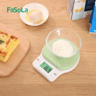 Fasola 0.1g/3Kg Kitchen Scales LED Home Electronic scales Jewellery baking