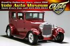 Model  A -- $100,000 invested, roomy inside, drive anywhere!