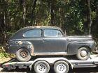 1942 Ford SEDAN  1942 FORD SEDAN