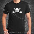 Treasure Hunter Crossbones T-shirt XL- coin metal detector loop coil tee t shirt