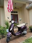 Vespa  ET4 ,50 cc,4 cycle like new!
