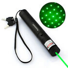 Owerful Military 532nm 303 Green Laser Pointer Pen Burning Beam Charger HOT