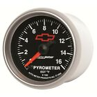 AutoMeter 3644-00406 GM Series Electric Pyrometer Gauge Kit