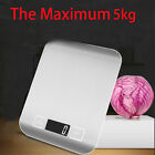 5kg 1g Portable Digital LCD Electronic Scale Diet Food Weight Kitchen Weighing