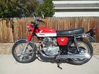 1972 Honda CB  1972 Honda CB350 350 Super Sport No Reserve