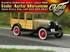 Model A Woody Station Wagon Excellent Wood Work