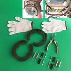 Club Car Brake Shoes (1981-1994) DS Gas or Electric Golf Cart & Springs Kit
