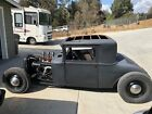 1931 Ford Model A  1931 Hudson coupe 3 window hotrod hot rod like ford model a