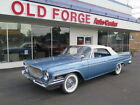 1962 Chrysler Newport  Classic Convertible Wire Wheels V8 Automatic Collectible