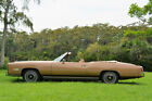 "1976 Cadillac Eldorado  1976 Cadillac Eldorado Biarritz Convertible ""Every option / 1,709 actual miles"""