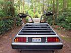 1981 DeLorean DMC  1981  DeLorean DMC-12 , Only 17.000 miles !