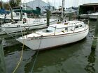 Carter 30 Classic Racing Sailboat