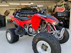2012 Honda TRX 400X WITH REGISTERED TITLE - STOCK ATV