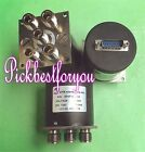 1PC Used EPX SP4T-1A-12A 12GHz 12V 800W N RF/microwave Coaxial SP4T Switch  YD