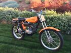 1975 Hodaka Super Rat / Dirt Squirt  HODAKA custom vintage trials motorcycle