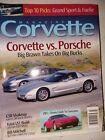 CORVETTE MAGAZINE MARCH 2004 ISSUE #10