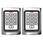 2XKeypad Security Entry Door Reader RFID LDR LED EM Standalone Access controller