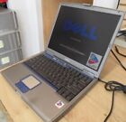 Dell Inspiron 600M / PP05L Laptop For Parts Posted Bios Hard Drive Wiped *