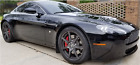 2008 Aston Martin Vantage  2008 V8 Vantage Coupe