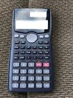 Casio fx-115MS S-V.P.A.M. Scientific Calculator W/ Cover Two-Way Power tested