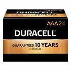 Duracell CopperTop Alkaline Batteries Duralock Power Preserve Technology AAA 144