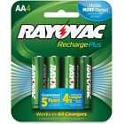 Rayovac Rechargeable Batteries 24/CT GNSR PL7154GENECT